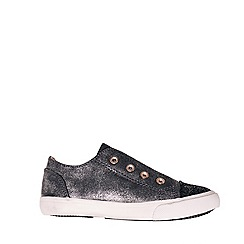 Outfit Kids - Girls' black low top shoes