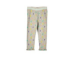 Outfit Kids - 2 pack girls' grey leggings