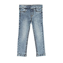 Outfit Kids - Girls' blue wash jeggings