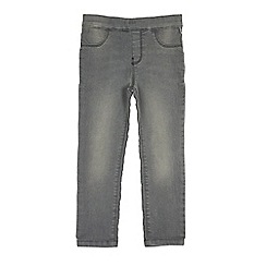 Outfit Kids - Girls' grey jeggings