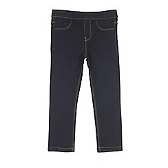 Outfit Kids - Girls' blue black jeggings