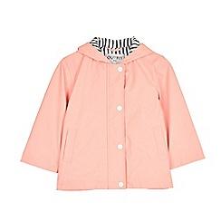 Outfit Kids - Girls' pink fisherman rain jacket