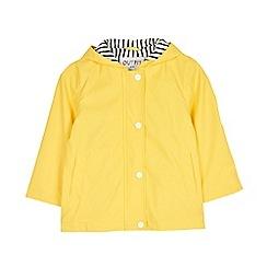 Outfit Kids - Girls' yellow fisherman rain jacket