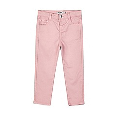 Outfit Kids - Girls' pink skinny fit jeans