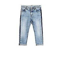 Outfit Kids - Girls' mid wash skinny fit jeans