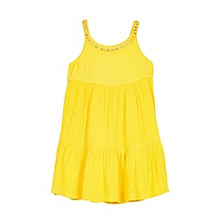 Outfit Kids - Girls' Yellow Maxi Dress