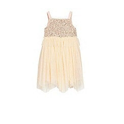 Outfit Kids - Girls' pink tulle party dress