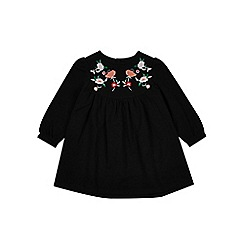 Outfit Kids - Girls' black sweat dress