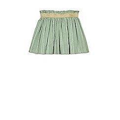 Outfit Kids - Girls' khaki striped skirt