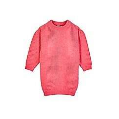 Outfit Kids - Girls' pink big sleeve dress