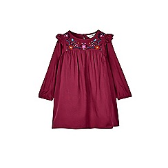 Outfit Kids - Girls' berry embroidered dress