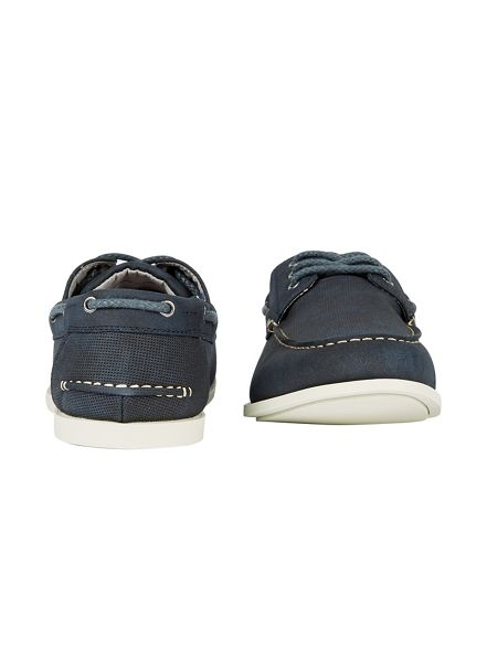 boat Navy look Burton shoes leather wz7RPSqt