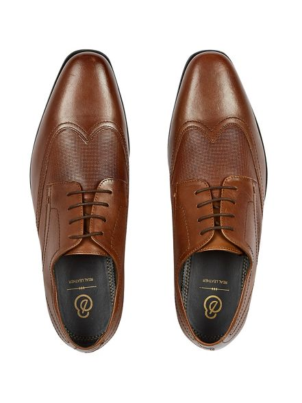 leather shoes Burton 'Orley' wing Tan cap 6UwxAqzP4