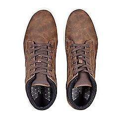 Burton - Tan sport boots
