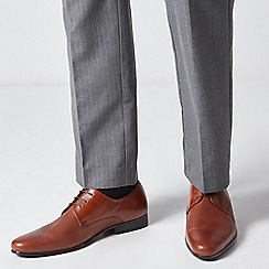 Burton - Tan Leather Formal Shoes