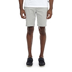 Burton - Grey chino shorts