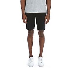 Burton - Black chino shorts