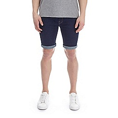 Burton - Bleach wash denim shorts