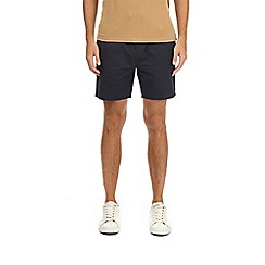 Burton - Navy drawstring shorts