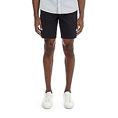 Burton - Black smart chino shorts