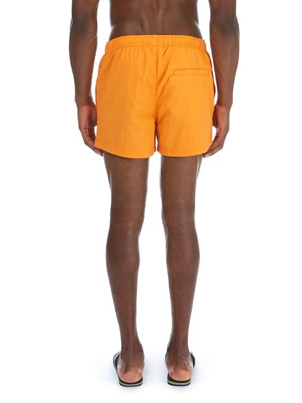 orange Burton Fluorescent pull on shorts wSCSqRr45