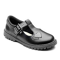 Chipmunks - Girls' black 'Esme' shoes
