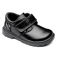 Chipmunks - Boys' black 'Logan' shoes