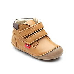 Chipmunks - Babies tan 'Bailey' boot