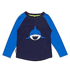 Chipmunks - Boys' navy blue 'Sebastian' t-shirt
