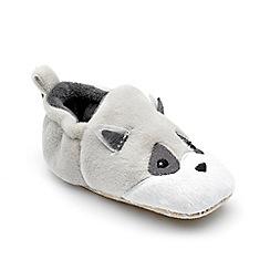 Chipmunks - Boys' Baby 'Ricky' Racoon slippers