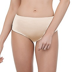 Ultimo - Nude invisible full briefs