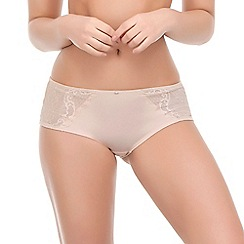 Ultimo - Natural 'Iona' shorts
