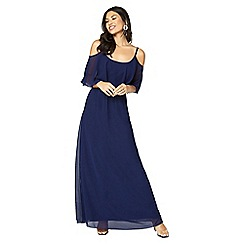 Girls On Film - Motion cold shoulder maxi