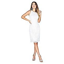 Girls On Film - Cornelli white dress