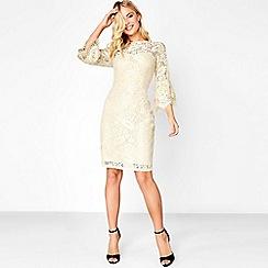 Paper Dolls - Cream lace dress