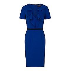 Paper Dolls - Blue ruffle dress