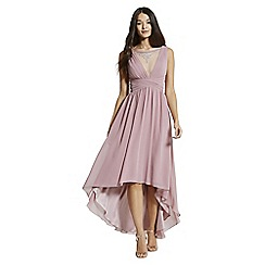Little Mistress - Apricot maxi dress