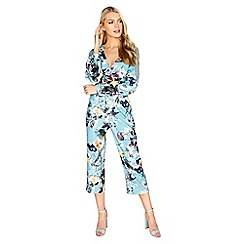 Little Mistress - Floral jumpsuit