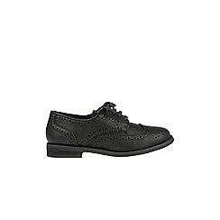 Monsoon - Boys' Black Brogue