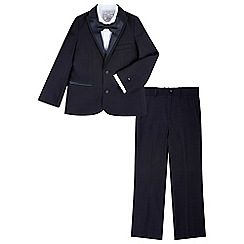 Monsoon - Boys' black Benjamin' tuxedo set