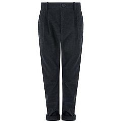 Monsoon - Boys' grey Ruben' trousers