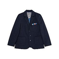 Monsoon - Boys' blue 'Theo' jacket