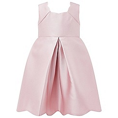 Monsoon - Baby girls' pink 'Elysianna' dress