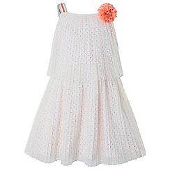Monsoon - White 'Sofia' dress