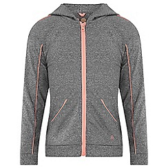 Monsoon - Girls' Grey Monisha Zip Top