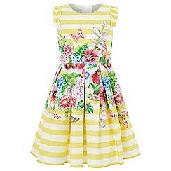 Monsoon - Yellow 'Khalia' dress