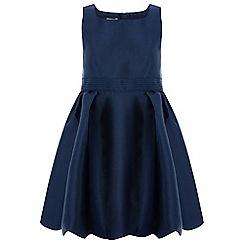 Monsoon - Girls' blue mila dress
