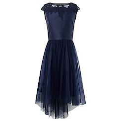 Monsoon - Girls' blue osaka dress