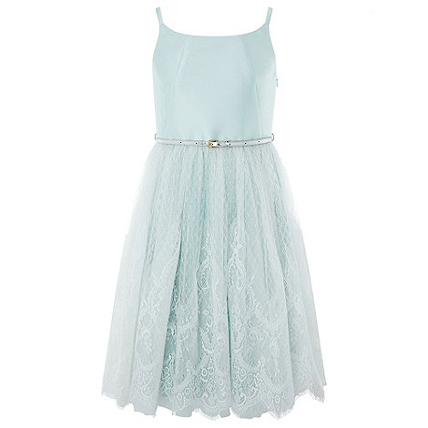 Monsoon Girls\' Green \'Marakesh\' Dress | Debenhams