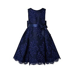 Monsoon - Blue 'Valeria' lace dress